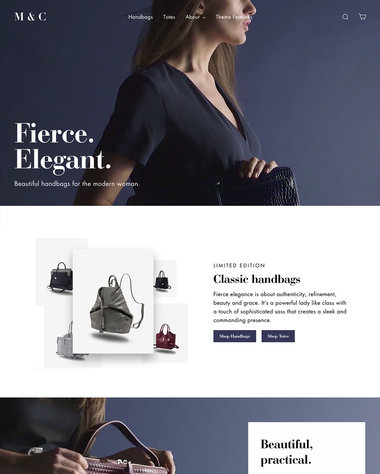 jewelry accessories ecommerce website templates free and premium
