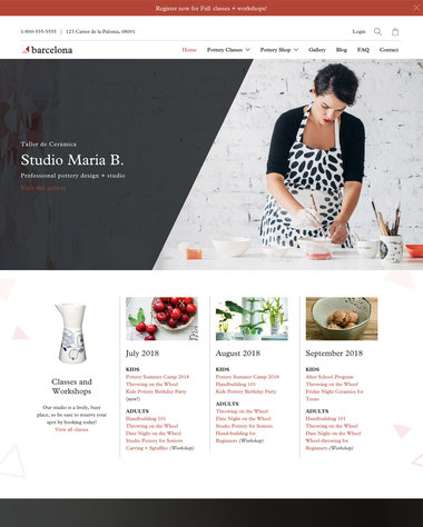Ecommerce Website Templates - Free and Premium Themes for