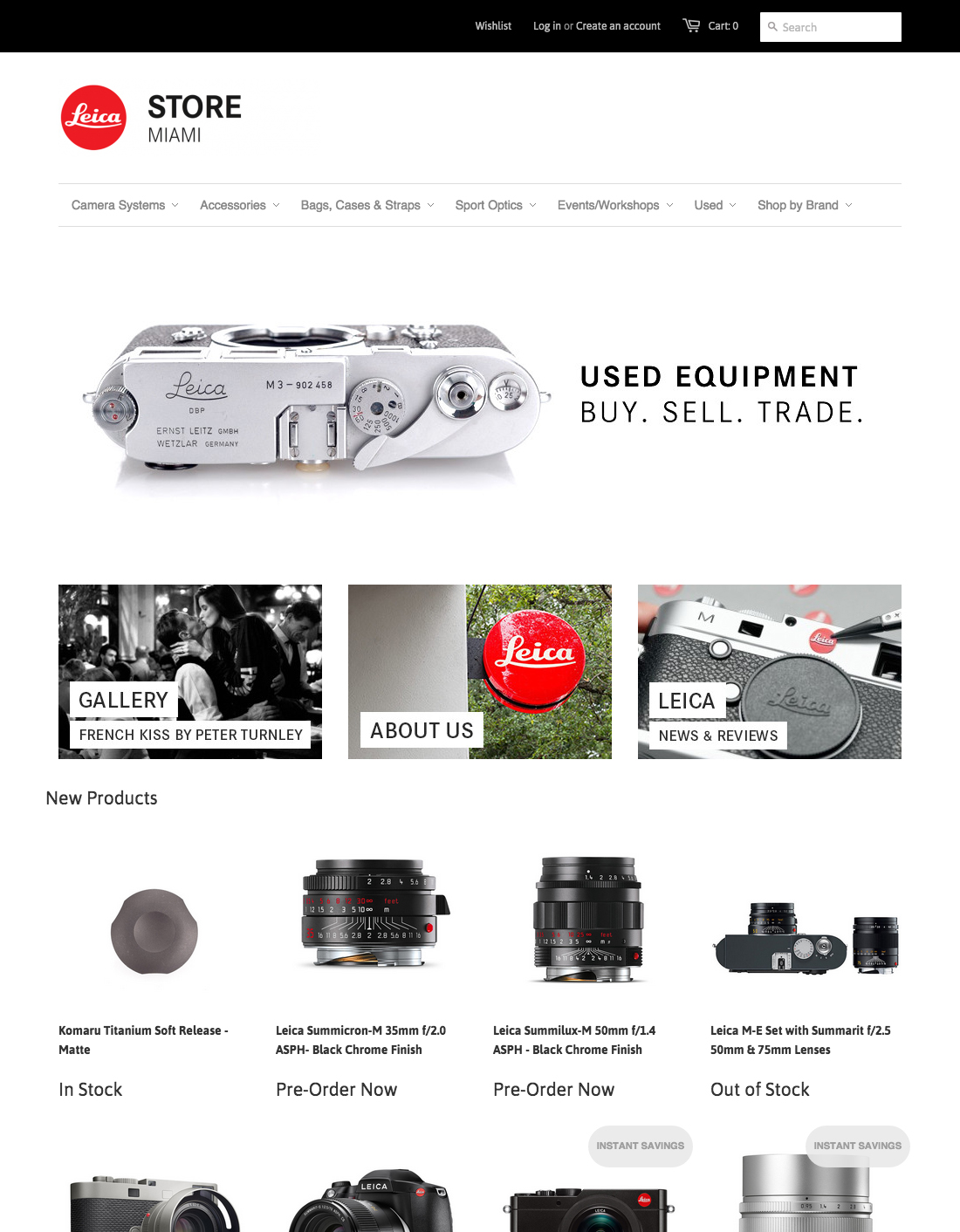 Fashion Theme Minimal Ecommerce Website Template