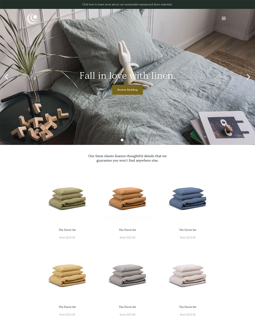 Cloth Theme - Startup Ecommerce Website Template