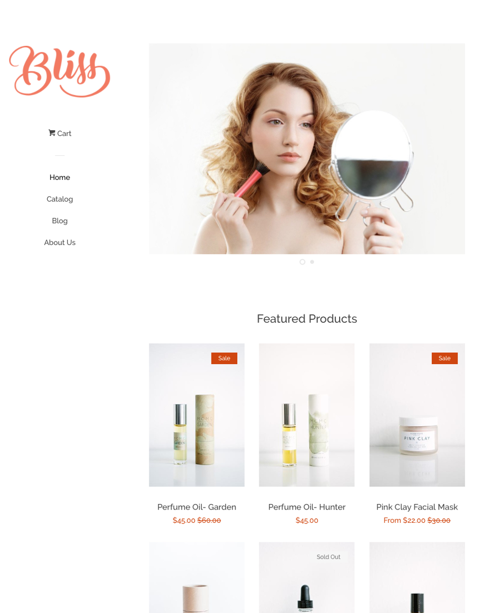 Bone Theme Pop Ecommerce Website Template - Shopify design templates