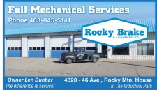 Full Mechanical Services Phone 403-845-5141