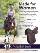 The female Saddle Specialist