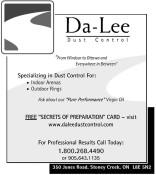 Da-Lee Dust Control