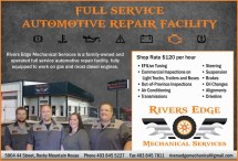 FULL SERVICE AUTOMOTIVE REPAIR FACILITY