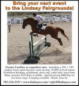Bring Your Next Event to the Lindsay Fairgrounds!