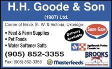 H.H. Goode & Son