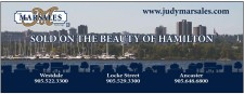 SOLD ON THE BEAUTY OF HAMILTON