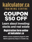 $50 OFF with Kalculator Training