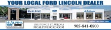 YOUR LOCAL FORD LINCOLN DEALER