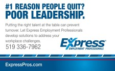 #1 REASON PEOPLE QUIT? POOR LEADERSHIP.