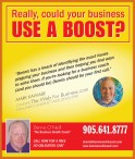 Really, could your business USE A BOOST?