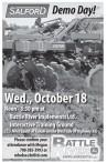 SALFORD Demo Day!  Wed., October 18