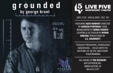 Grounded by George Brand
