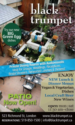 Try our new BIG Green Egg dishes