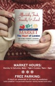 COVENT GARDEN MARKET is Affordably Fresh, Friendly & Local
