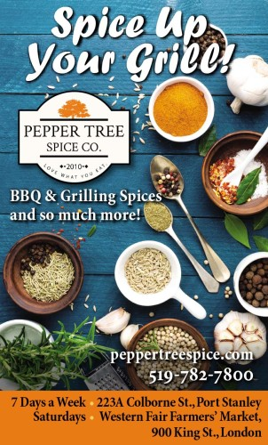 Spice Up Your Grill!