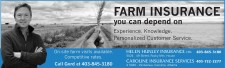FARM INSURANCE you can depend on