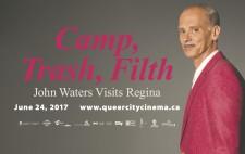 John Waters Visits Regina