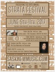 PRESENTING THE SIXTH ANNUAL: STRATA FESTIVAL OF NEW MUSIC