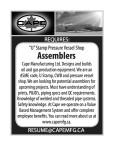 'U' Stamp Pressure Vessel Shop Assemblers wanted