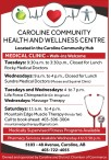 MEDICAL CLINIC – Walk-ins Welcome