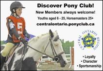 Discover Pony Club