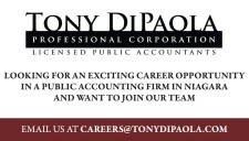 JOIN OUR TEAM IN A PUBLIC ACCOUNTING FIRM IN NIAGARA