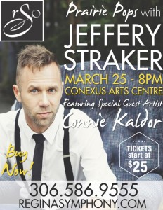 Prairie Pops With Jeffery Straker  March 25