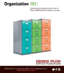 Accessorize and organize your dorm room or office with DIY painted file cabinets