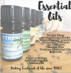 Essential Oils at Calm n Scents