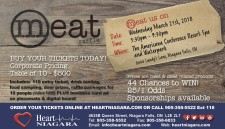 Americana Conference Resort Spa and Waterpark Meat Raffle