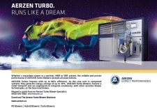 AERZEN TURBO. RUNS LIKE A DREAM.