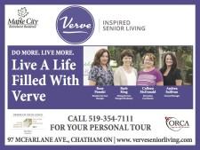 INSPIRED SENIOR LIVING at Maple City Retirement Residence