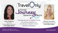 TravelOnly Your Journey Starts Here
