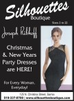 Christmas & New Years Party Dresses at Silhouettes Boutique