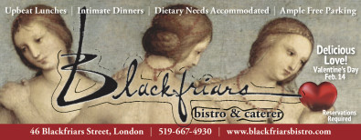 Delicious Love at Blackfriars