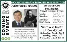 BOOK SELLERS MCNALLY ROBINSON® COMING EVENTS