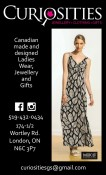 Canadian made and designed Ladies Wear, Jewellery and Gifts