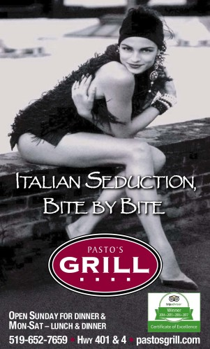 ITALIAN SEDUCTION, BITE BY BITE