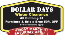 The Salvation Army Winter Clearance