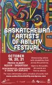 SASKATCHEWAN ARTISTS OF ABILITY FESTIVAL