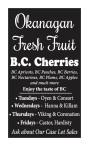 Okanagan Fresh Fruit Specials