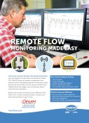 REMOTE FLOW MONITORING MADE EASY