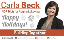Happy Holidays from Carla Beck