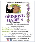 Castor Little Theatre presents: DRINKING HABITS by Tom Smith