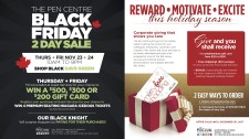 THE PEN CENTRE BLACK FRIDAY 2 DAY SALE
