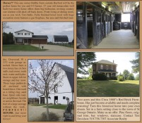 This one owner Hobby Farm outside Burford will be the perfect home for you and 4-5 horses