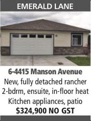 New, Fully Detached Rancher For Sale