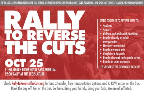 We Must Continue Our Fight Against Cuts